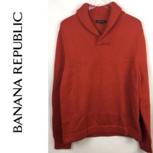 Banana Republic | Extra Fine Merino Wool Sweater L